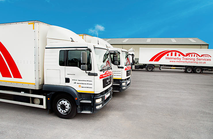 Driver Training (LGV)